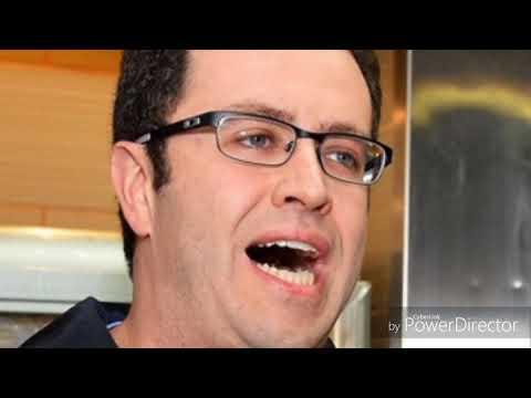 Uncovered Jared Fogle Files