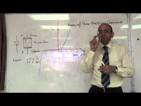 Voltage-Current (VI) Characteristics of a pn Junction, 30/9/2015