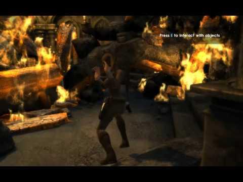 PA Let's Play Tomb Raider Underworld - Set 1: The Mediterranean Part 1 |