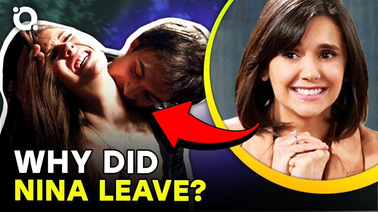 Download The Real Reason Why Nina Dobrev Left The Vampire Diaries |⭐ OSSA