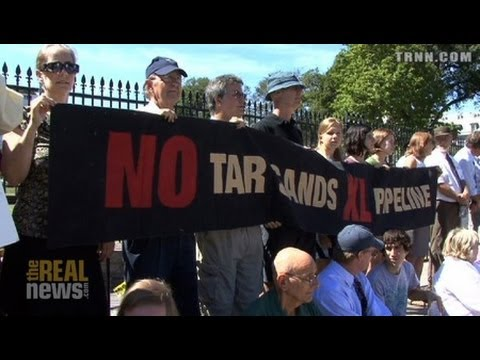 Hundreds Arrested in Sustained Tar Sands Protests at White House