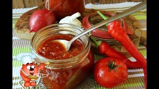 Рецепт домашнего кетчупа из пасты,  как сварить кетчуп