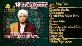 Download FULL ALBUM || 13 SHOLAWAT MAJELIS RASULULLAH SAW