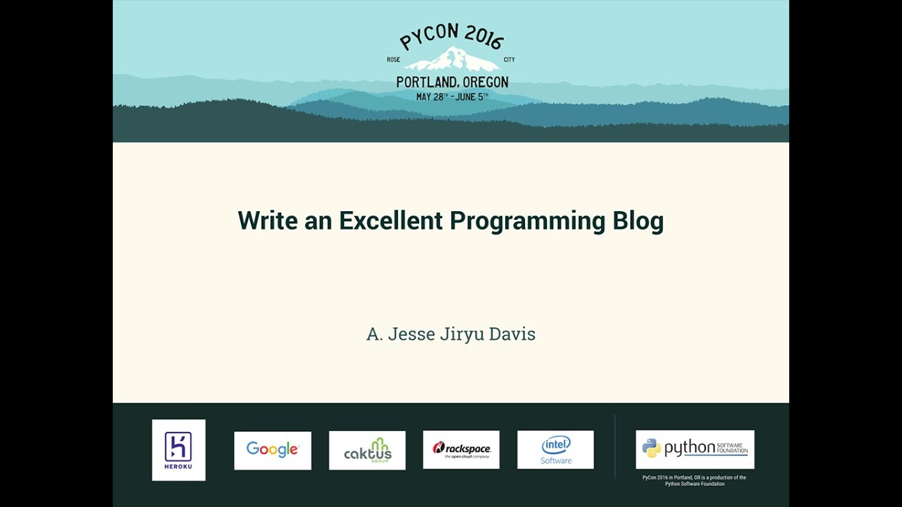 Image from Write an Excellent Programming Blog