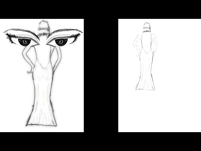 Speedraw - Woman