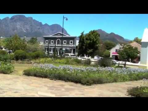 Franschhoek Western Cape South Africa January 2017