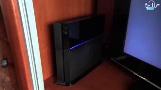 PS4 нет изображения, моргает экран телевизора