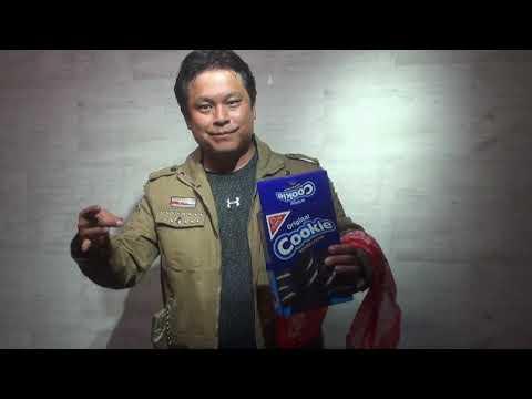 Magic Cookie Box by Tejinaya Magic
