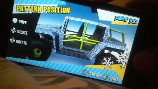 Motorstorm arctic edge customization