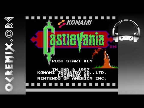 Castlevania ReMix by Just Coffee: