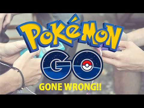 Pokémon Go hunting in Warandepark  GONE WRONG??!