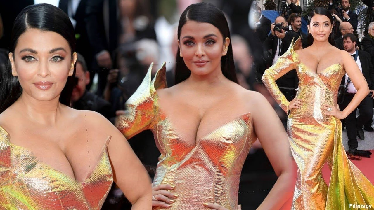 Aishwarya Rai Looking Hot  Gorgeous At 72Nd Cannes Film -4584