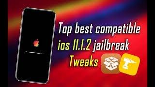 TOP BEST COMPATIBLE JAILBREAK TWEAKS FOR IOS 11.1.2 - 10.3.3