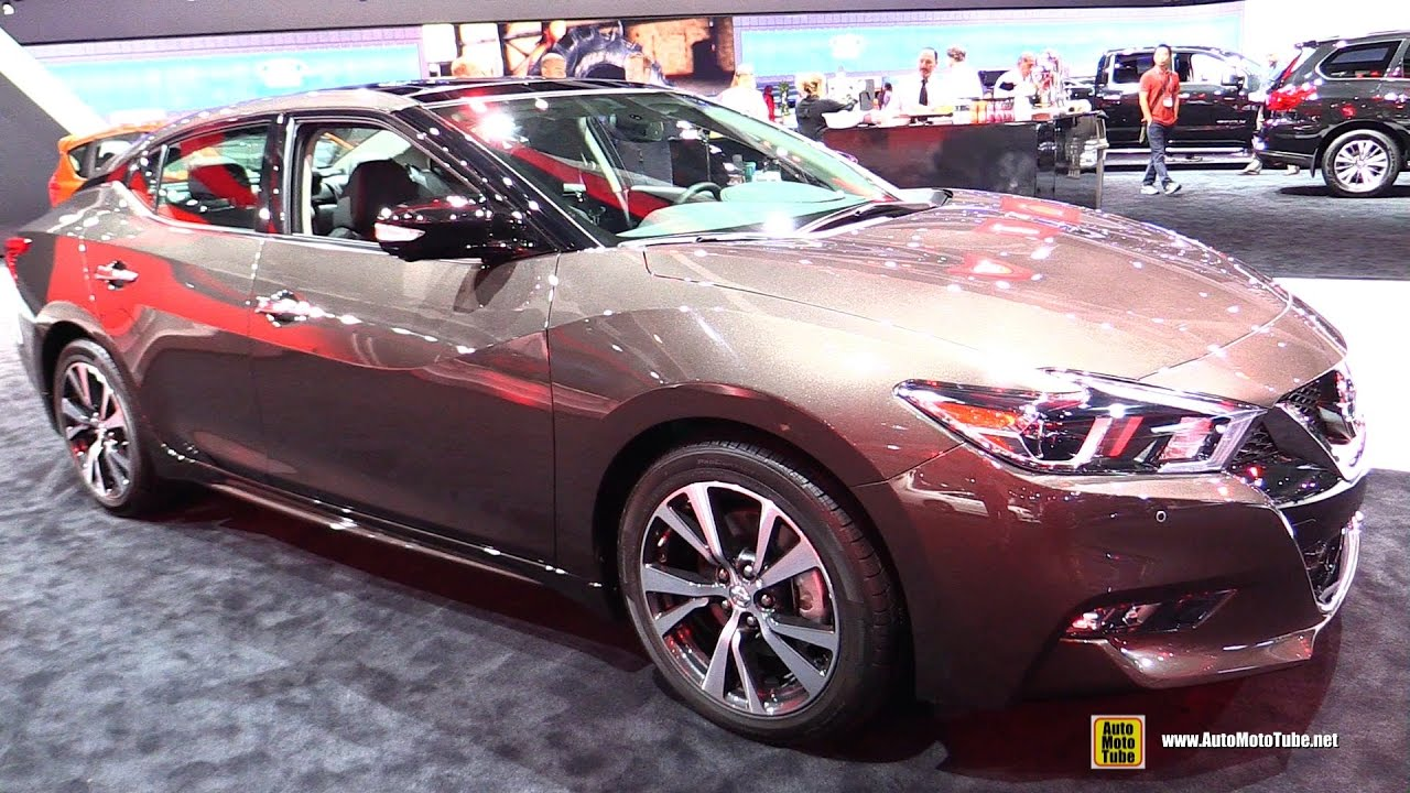 2017 nissan maxima platinum exterior and interior. Black Bedroom Furniture Sets. Home Design Ideas