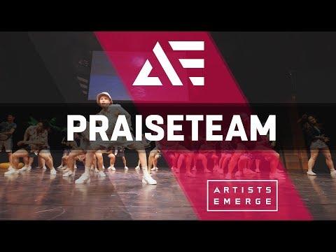 [1st Place] PRAISE TEAM |  Megacrew Allstars  |  Artists Emerge 2018