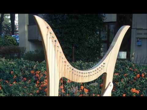 Harp unconventional (Lyrpa)