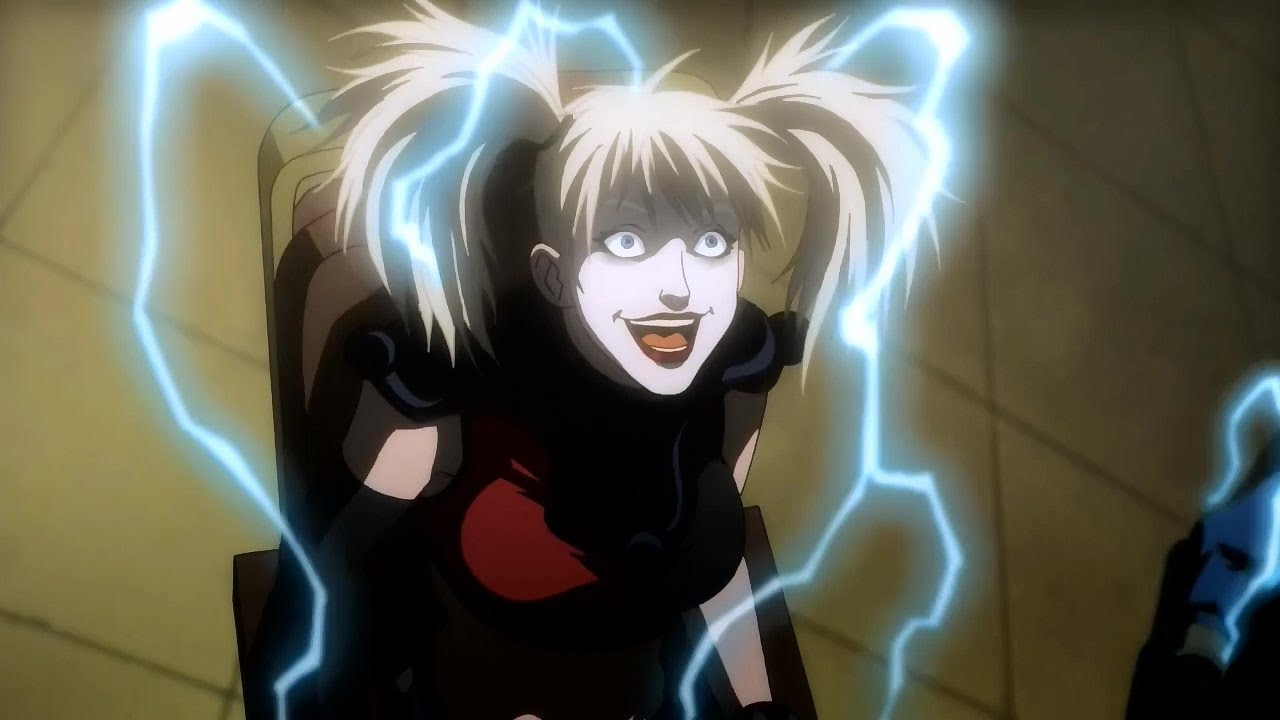 Download Wow! Electroconvulsive Therapy! Harley Quinn Loves Arkham!