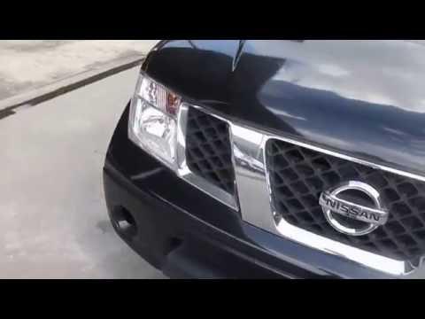 รถกระบะมือสอง รถราคาถูก NISSAN นิสสัน NAVARA Frontier LE สีดำ 2009 เครื่อง 2.5 ดีเซล์ #UC46