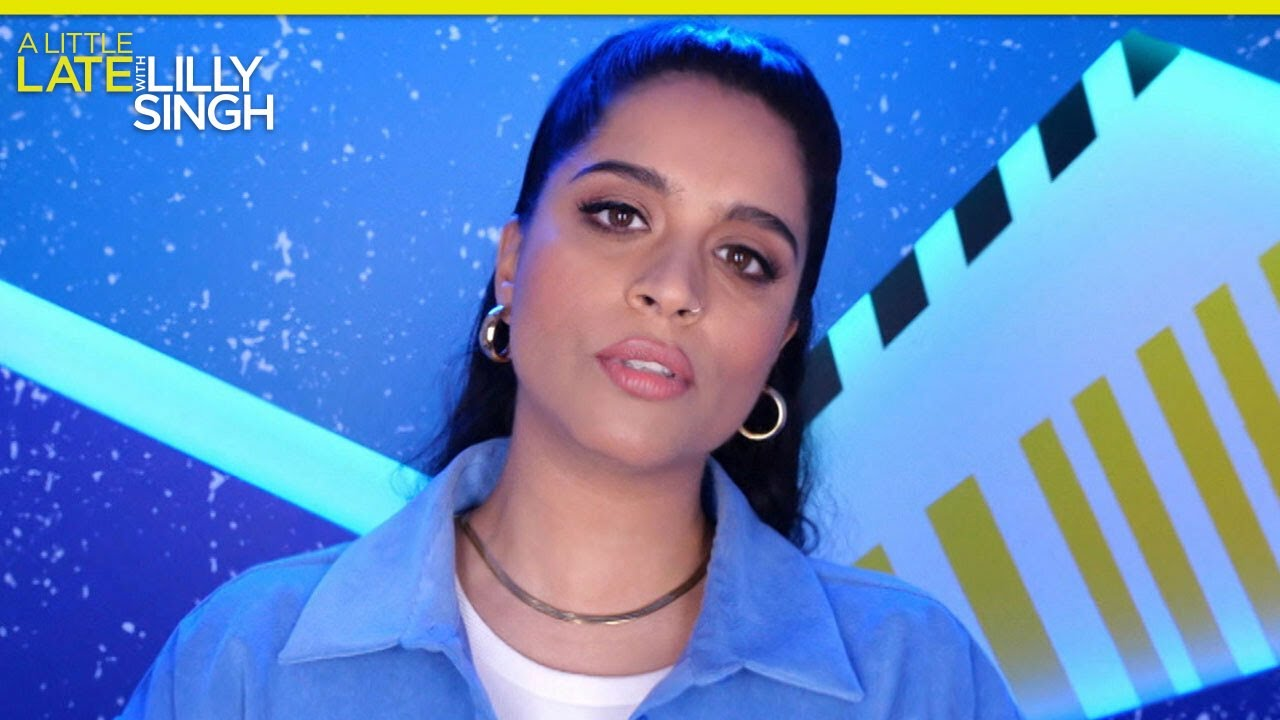 Let's Call It What It Is, White Supremacy | A Little Late with Lilly Singh