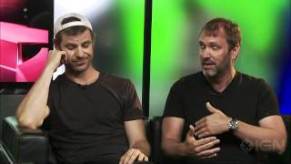 Matt Stone & Trey Parker on South Park_ The Stick of Truth - IGN Live - E3 2013