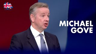 Michael Gove: Speech to Conservative Party Conference 2015