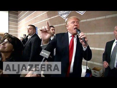 US election: Utah's Mormons at odds with Trump