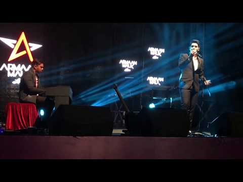 Armaan Malik Live | Unplugged Romantic Piano Medley