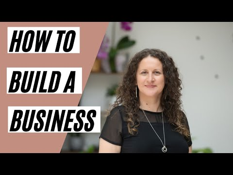 BUILD A BUSINESS (with 5 Exclusive Business Guidelines)
