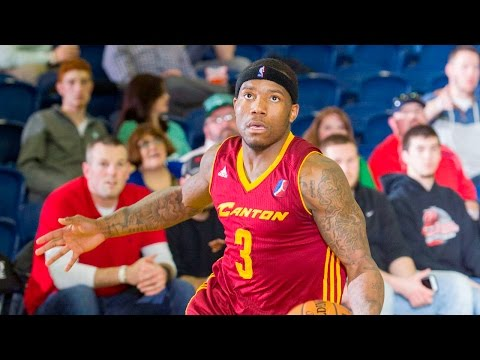 5-9 Cavs Rookie Kay Felder Throwing Down With the Canton Charge!