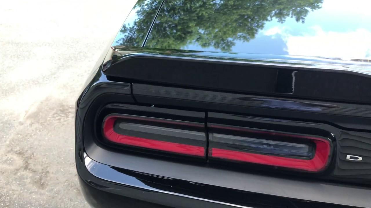 2017 Dodge Challenger Sxt Spoiler Install