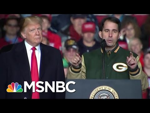 President Donald Trump's Health Care Claims Opposite Of GOP Goals | The Last Word | MSNBC