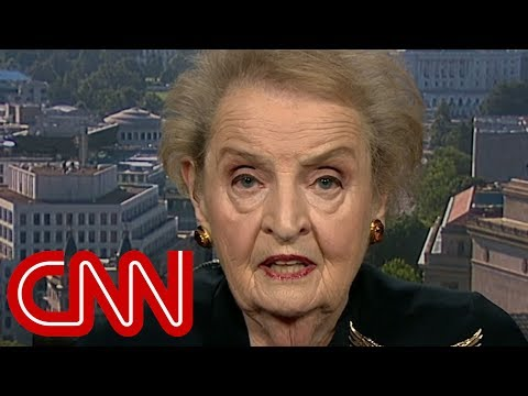 Madeleine Albright on Putin summit: I am worrying more