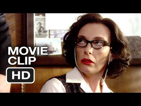 Hitchcock Movie CLIP - Discovering Psycho (2012) - Anthony Hopkins Movie HD