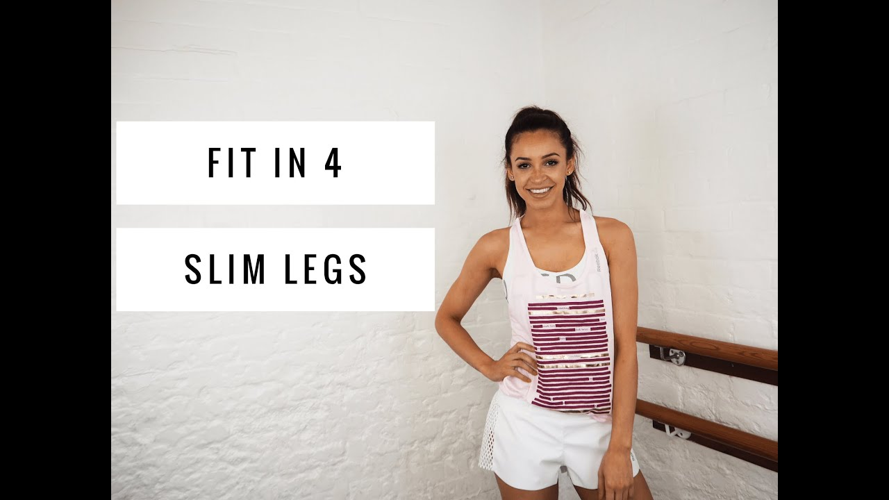 WORKOUT FOR STRONG SLIM LEGS   Danielle Peazer - YouTube