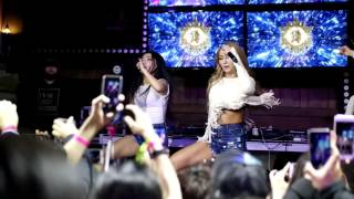 [Fancam] Hyolyn NYC Ft. Lijiah Lu Flash Factory 3/18/17 Pt. 3
