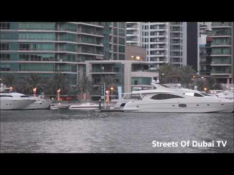 Dubai Marina Yachts & Skyscrapers 2