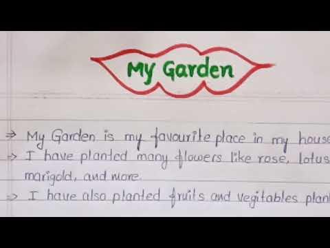 Gardening essay writing best school essay writers sites for school