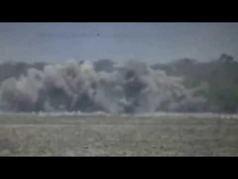 Nigerian airforce light attack jet.