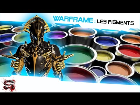 warframe how to get pigments
