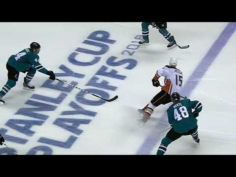 Anaheim Ducks vs San Jose Sharks - April 18, 2018 | Game Highlights | NHL 2017/18