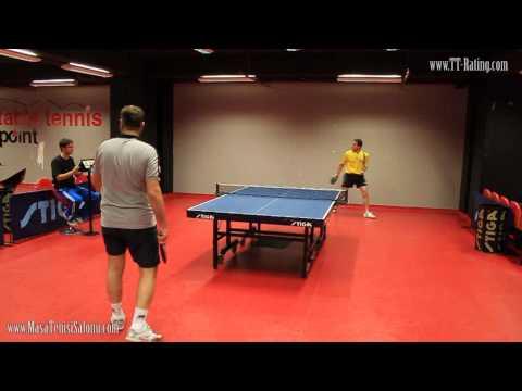 Masa Tenisi Turnuvasi Maci