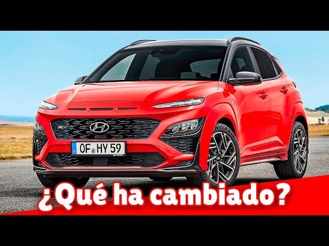 ¡Renovado! ☑️ Hyundai KONA 2020 - Análisis / Review