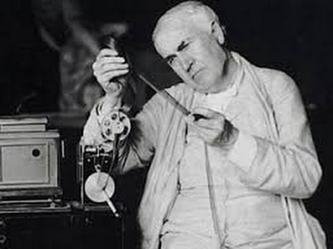 Thomas Edison Documentary HD - Thomas Edison Documentary The Wizard of Menlo Park 1