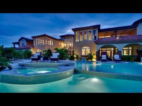 BBC Documentary  -  Secret Lives of the Super Rich MEGA HOMES New York