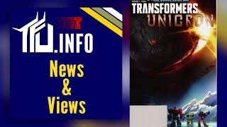 TFU News & Views - Episode 0015 - Unicron #0 - Free Comic Book Day 2018