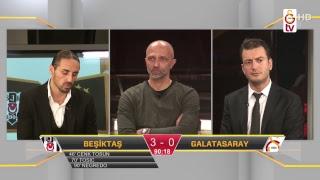 Maç Günü | Beşiktaş - Galatasaray 90 Dakika (2 Aralık 2017)
