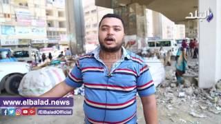 بالفيديو.. أهالى صفط اللبن:' إحنا مش موجودين على الخريطة'