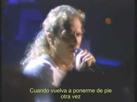 WHEN I'M BACK ON MY FEET AGAIN -  MICHAEL BOLTON  (LIVE).