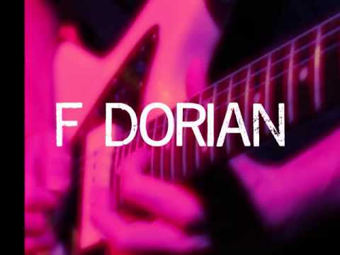 F Dorian Mode Groove Backing Track