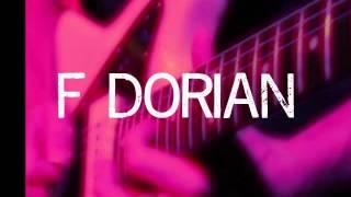 F Dorian Mode Groove Backing Track